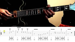 Four Basic Blues Licks – 1st Position
