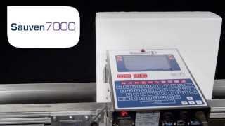 Sauven 7000 - průmyslové značení
