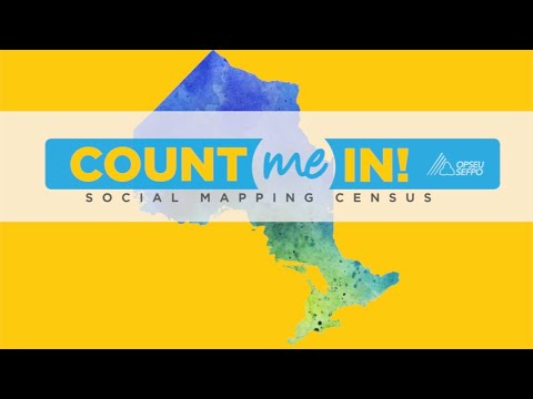 Take the Social Mapping Census now!