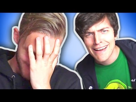 IS MY DAD GAY? (Google Feud w/ KickThePJ) (видео)