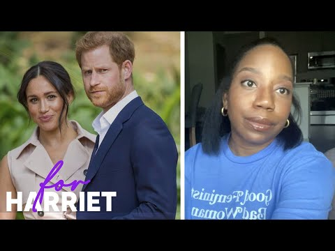 Meghan & Harry and the Terrible, Horrible, No Good, Very Bad Monarchy