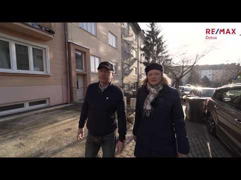 Video z << Byt 2+1 v OV, 70m2 v Černých Polích >>