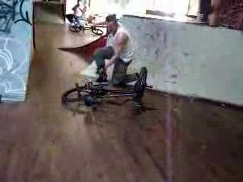 riding at buck nuttys skate ranch