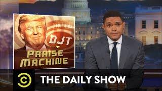 "The Truth About ""Covfefe"" & The Trump Propaganda Machine: The Daily Show"