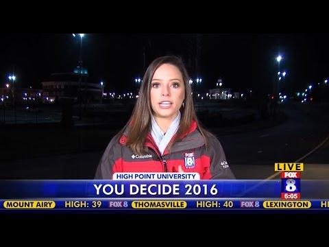 HPU Poll Data on Presidential Hopefuls