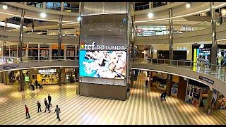 Empty Mall Of America In Minneapolis, Minnesota Mar 16