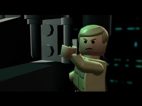 Unpopular opinion: LEGO games were much funnier when the characters couldn't talk