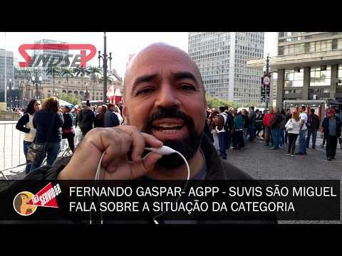 FALA SERVIDOR - AGPPs, ASTs e Agentes de Apoio - FERNANDO GASPAR