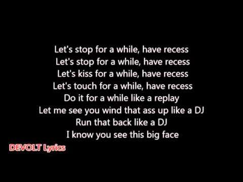 Future   Rich $ex With lyrics on screen