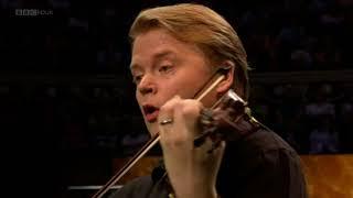 Pekka Kuusisto plays Tchikovsky Violin Concerto and encore BBC Proms 2016