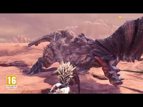 Impressions à chaud lors de la GC 2017 de Monster Hunter World