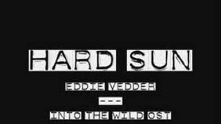 Eddie Vedder---Hard Sun