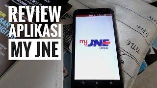 Review Aplikasi My JNE