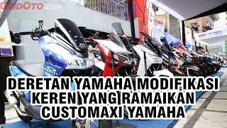 Deretan Motor Yamaha Modifikasi Keren yang Ramaikan Final Customaxi Yamaha