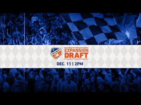 FC Cincinnati Expansion Draft