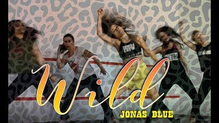 Wild   Jonas Blue Ft. Chelcee Grimes, TINI, Jhay Cortez Zumba Fitness Coregrafia Jaz Choreo