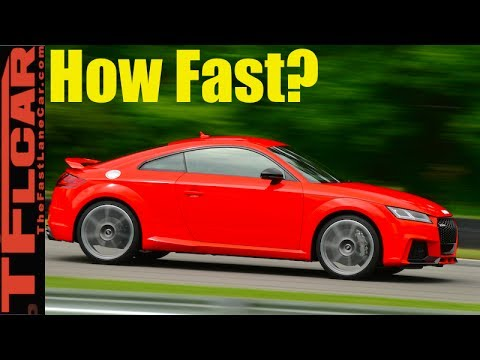 how fast is the new 400 hp audi tt rs from 0 60 mph carultra. Black Bedroom Furniture Sets. Home Design Ideas