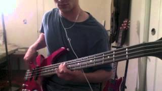 You Put the Flame On It- Charles Bradley bass cover