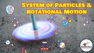 #Biomentors #NEET 2021: Physics - System of Particles & Rotational Motion - 8