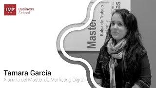 Opiniones Máster IMF: Tamara García