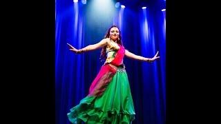 Nagada Sang Dhol Dance by Maya Bollywood, Germany (Deutschland)