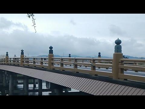 【生配信のおっさん】〜唐橋からスタート〜