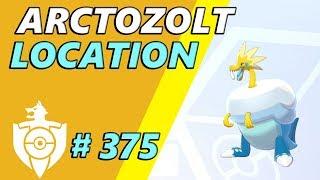 Arctozolt  - (Pokémon) - Pokemon Sword and Shield: How to Catch & Find Arctozolt