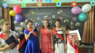 """Выпускной в 4 """"Б"""" классе 2012г"""