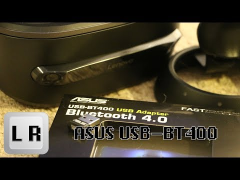 ASUS BT400 USB Bluetooth 4.0 Dongle (Excellent for VR Controllers)