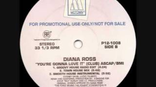 Diana Ross - You're Gonna Love It (Smooth House Instrumental) 1991