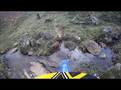 Trilha em Santa Rita De Jacutinga - MG
