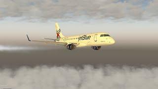 Краш , чтоб его...Обкатываем ERJ-170 от SSG ,Часть 1 /X-plane 11/UHSS-RJSA/Embraer ERJ-170 SSG