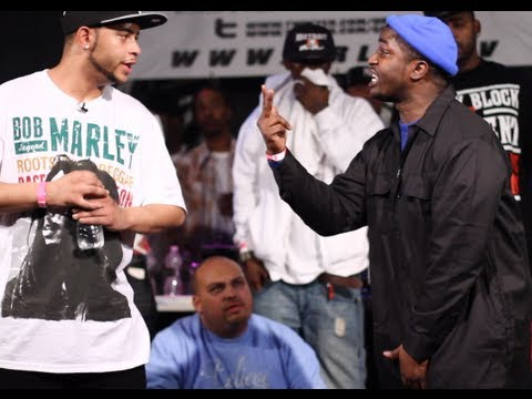 Smack/URL Presents B-Magic vs Young Kannon