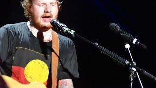 Don't Go Breaking My Heart - Ed Sheeran & Elton John Duet 9/12/15 [Live in Sydney, Australia]