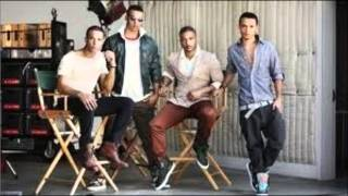 JLS - Dont talk about love ( with lyrics)