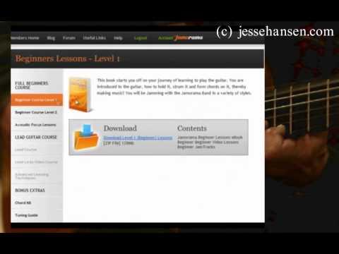 Best Online Guitar Lessons Reviews