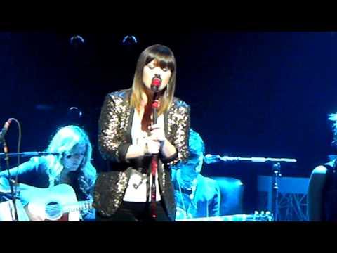 """Anytime"" Kelly Clarkson Grand Prairie, TX 2-10-12"