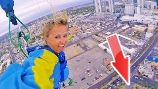 Silly SKY JUMP SKYDIVES! SHE DID IT!!