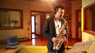 ISMAEL DORADO - Faul & Wad Ad vs. Pnau - Changes (COVER SAX)