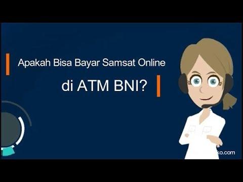 Apakah Bisa Bayar Samsat Online di ATM BNI?