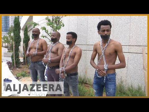 🇮🇱 Israel scraps UN deal to resettle African asylum seekers   Al Jazeera English