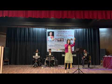 Jane kya baat hai- live performance
