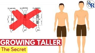 📏 The Secret To Growing Taller - by Dr Sam Robbins