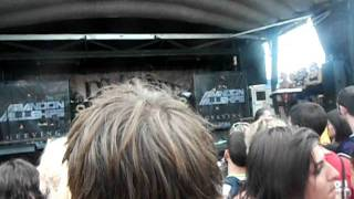 Abandon All Ships - Intro Warped Tour 2011