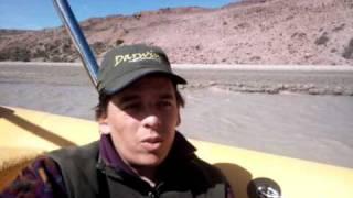 preview picture of video 'En el río Deseado'