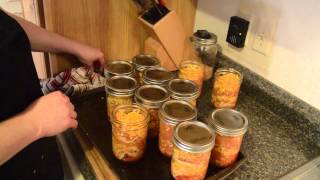 Mason Jar Lasagna
