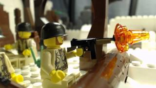 Lego WW2 Battle of the Bulge By Captain Zach