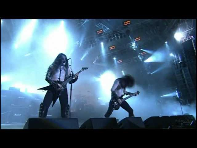 Immortal – Tyrants (Live)