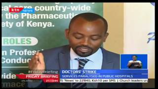 Pharmaceutical association of Kenya threatens to stop supplying pharmaceutical products