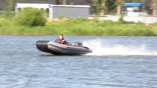 Лодка ПВХ Посейдон Викинг-360 HD от компании Интернет-магазин «Vlodke» - видео